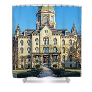 Dome At University Of Notre Dame  Shower Curtain