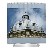 Dome In The Clouds Shower Curtain