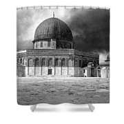 Dome Of The Rock - Jerusalem Shower Curtain