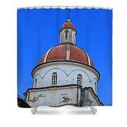 Dome On A Church Shower Curtain