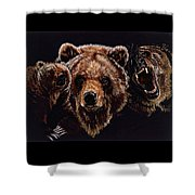 Dominion Shower Curtain