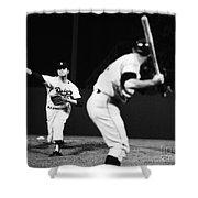 Don Drysdale (1936-1993) Shower Curtain