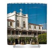 Don Rua - San Salvador Iv Shower Curtain