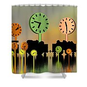 Don't Hurry Shower Curtain