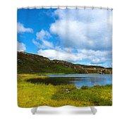 Donegal Landscape Shower Curtain