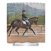 Donnerlittchen Shower Curtain