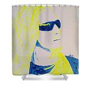 Donnie Miller Shower Curtain
