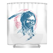 Donoma Shower Curtain