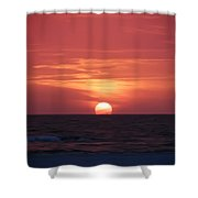Don't Let The Sun Go Down On Me Shower Curtain