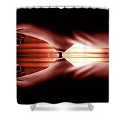 Dontay Shower Curtain