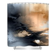Doomsday Shower Curtain
