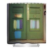 Door 50 Shower Curtain