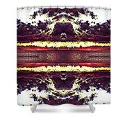 Door County Shower Curtain