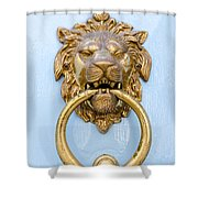 Door Knobs Of The World 24 Shower Curtain