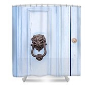 Door Knobs Of The World 37 Shower Curtain