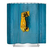 Door Knobs Of The World 41 Shower Curtain