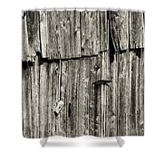 Door Latch And Hinges 3 Shower Curtain