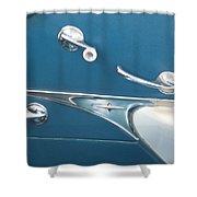 Door Parts Shower Curtain