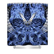 Door To Another World Shower Curtain