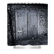 Door To Nowhere Blarney Ireland Shower Curtain