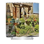 Little Paradise In Tuscany/italy/europe Shower Curtain