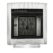 Doors Of Opportunity Shower Curtain