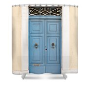 Doors Of The World 11 Shower Curtain