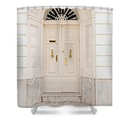 Doors Of The World 71 Shower Curtain