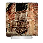 Doors Open Shower Curtain