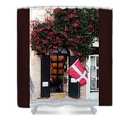 Doorway Malta Shower Curtain