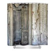 Doorway To Doors Shower Curtain