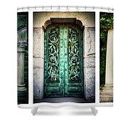 Doorways Of Woodlawn Shower Curtain