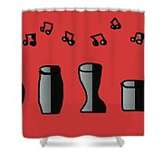 Doosic Shower Curtain