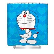 Doraemon Shower Curtain