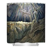 Dore: New Jerusalem Shower Curtain