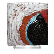 Doreen - Tile Shower Curtain