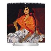 Dorita 1923 Shower Curtain