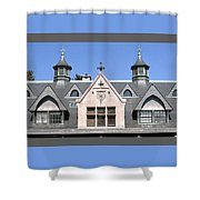 Dormers Design 1 Shower Curtain