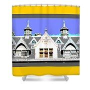 Dormers Design 4 Shower Curtain
