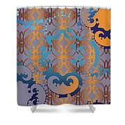 Doro Dallas Shower Curtain