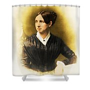 Dorothea Dix, American Reformer Shower Curtain