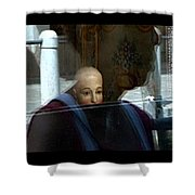 Dorsodouro Shower Curtain