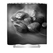 Doubts And Certitudes Shower Curtain