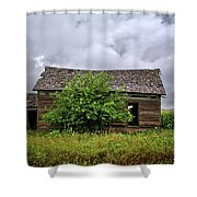 Dougherty Country Shower Curtain