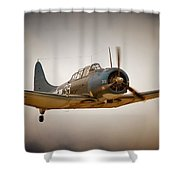Douglas Dauntless No.39 Shower Curtain
