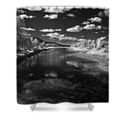 Dover Slough 2 Shower Curtain