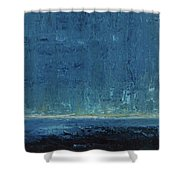 Down Comes The Night Shower Curtain