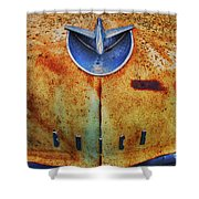 Down In The Dumps 14 Shower Curtain