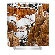 Down Into The Canyon Shower Curtain