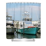 Down Time  Shower Curtain